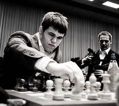 """Le prochain Champion du monde d'échecs """"Magnus Carlsen"""""""