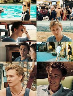 Baby Hiddles!! ^o^ <<< the last two pictures <3 <3 <3