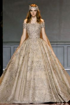 awesome Zuhair Murad Haute Couture Fall Winter 2016-2017 Collection May Society... by http://www.globalfashionista.xyz/high-fashion/zuhair-murad-haute-couture-fall-winter-2016-2017-collection-may-society/