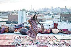 Our Moroccan textile
