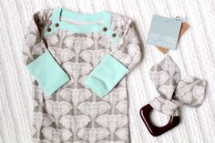 Thank you Lindsey from Nourish Move Love for including Finn + Emma Products in your baby essentials list.