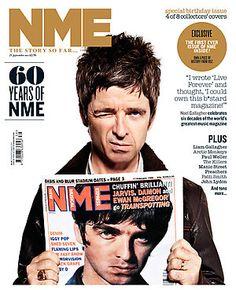 NME 60 years   Noel Gallagher