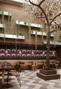 Ideas Design Restaurant Exterior Los Angeles For 2019 Restaurant Exterior, Outdoor Restaurant, Restaurant Chairs, Restaurant Design, Best Interior Design Websites, Cafe Interior Design, Cafe Design, Interior Sketch, Outdoor Chair Pads