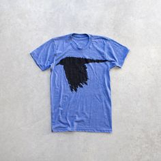 The Lenore  mens tshirt  graphic tee for men  by blackbirdtees, $26.00  I'm a large