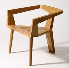 The Sligo chair by Yaffe Mays Co, http://yaffemays.com/