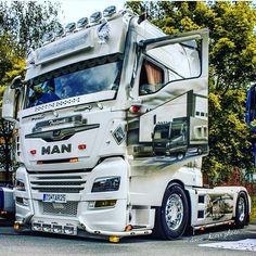 Vw Bus, Auto Union 1000, Wiking Autos, Man Tgx, Customised Trucks, Cab Over, Big Wheel, New Trucks, Hot Wheels