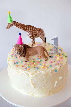 HAZ UNA FIESTA MUY SALVAJE CON ESTOS ¡PARTY ANIMALS! muymolon ¡Rooooaaaaaar! ¿Qué diría Katy Perry si viera un cumpleaños tan ani...