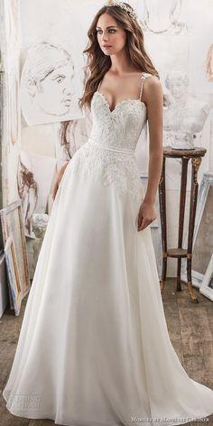 Morilee by Madeline Gardner Spring 2017 Wedding Dresses — Blu Collection a540260bb7da