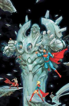 Superman - Kenneth Rocafort