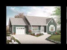 Desain Rumah Gaya Country Minimalis Terbaru
