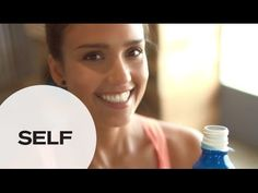 Jessica Alba Walks Us Through Her Morning Routine - YouTube