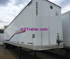 US Trailer is one of the largest trailer leasing and rental companies in the Missouri area, specializing in over-the-road Dry Vans, Flatbeds & Reefers Flatbed Trailer, Trailers, Semi Trailer, Garbage Truck, Love To Shop, Kansas City, Recreational Vehicles, Van, Good Things