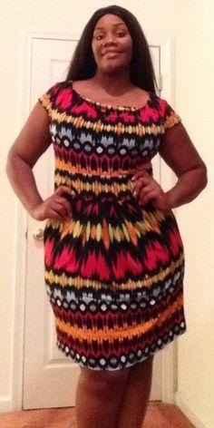 Midnight velvet plus size dresses