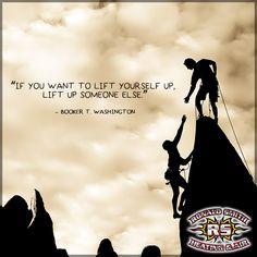 Lift up someone today! #RonaldSmithHeatingAndAir #ACRepairAtlanta #ACMaintenanceAtlanta