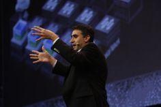 Martin Casado Vmware Nsx, Corporate Events, Corporate Events Decor