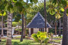 Right on the beach. These beach villas are fantastic. Beach Villa, All Inclusive Resorts, Beach Club, Tanzania, Gazebo, Outdoor Structures, Diamonds, Outdoor Decor, Villas