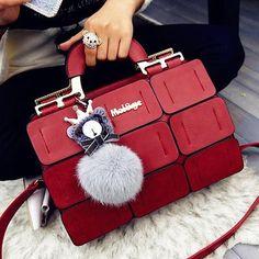 Suture Boston Inclined Shoulder Handbags | Harperconran