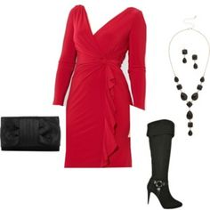 #wrapdress http://plussizefashionistaguide.com/plus-size-fashionista-outfit-of-the-week-wrap-dress