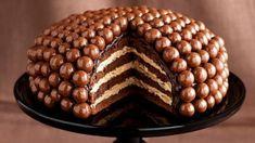 Malteser chocolade taart / Bakken | Winicooking.jouwweb.nl