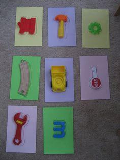 identificar objetos