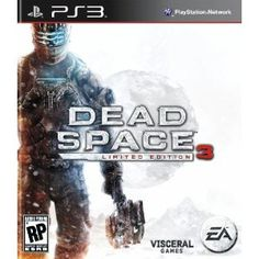 Dead Space 3 Xbox 360 PS3 Pre Orders