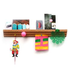 Image of Little Corkie Picture Rail