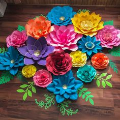 Start your own paper flower business with this combo you asked for fiesta set in different paper flower template designs make your own fiesta set using the mightylinksfo