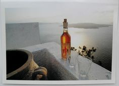 $2.25  Scenic Ocean View Greece Photographic ART Greeting Card, Lava Wine BY BOB Kirk | eBay  #holiday #stationary #greetingcard