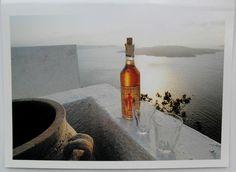 $2.25  Scenic Ocean View Greece Photographic ART Greeting Card, Lava Wine BY BOB Kirk | eBay  #holiday #stationary #greetingcard