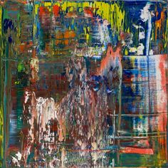 Abstract Painting [939-7] » Art » Gerhard Richter