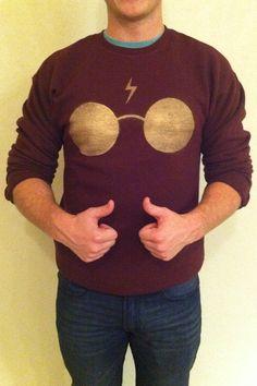 It may be a man's sweatshirt, but I'd wear it.