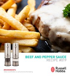 Roast Beef with Pepper Sauce would make a delicious first meal in London. Use our recipe and you can make it at home. Ingredients: Pepper sauce: 1 red pepper deseeded, 1 carrot peeled and chopped, 410g tomato puree, 2 cloves garlic, 10ml ground ginger, 5ml turmeric, 5ml salt, 21/2ml black pepper, 21/2ml - 5ml cayenne pepper (depending on how spicy you like it), 5 cardamom pods crushed. Cayenne Peppers, Red Peppers, Win A Trip, Roast Beef, Hobbs, Turmeric, Carrots, Spicy, Garlic