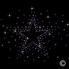 Star Burst Rhinestone Diamante Transfer Iron On Hotfix Crystal Motif Applique Gem Rhinestone Fabric, Rhinestone Art, Embroidery Cards, Embroidery Designs, Bling Wallpaper, Puff Paint, Hat Crafts, Art Template, Templates