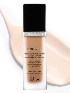 Liquid Foundations - Dior Diorskin Forever Perfect Makeup | allure.com