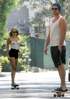Miley and Liam: I would love a shot like this for the announcement