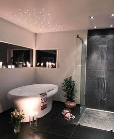 time for a relaxing soak in the tub. Bathroom design inspiration: #bathroomdesign #bathroomideas #bathroominspiration