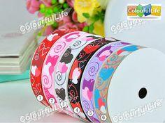 3 yards 1 inch 1'' 25mm grosgrain ribbon wedding by ColourfulLife, $2.75