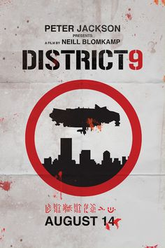 District 9 by printandcopy