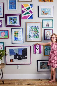 82 Kids Art Display Ideas Art Display Kids Art Display Kids Artwork