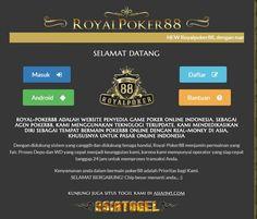 Royal-Poker88 adalah situs game Poker88 Online di Indonesia dengan real-money, menjadikan pemain Poker yang tangguh sebagai Dewapoker http://royalpoker88.org/ #poker88 #pokeronlineindonesia #pokerterpercaya