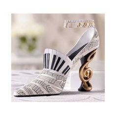 #shoes #piano