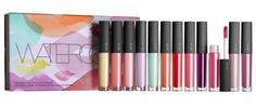 Bite Beauty Watercolor Lip Gloss Library
