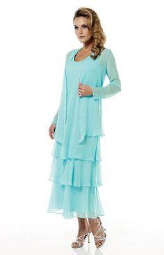 4294e8181e482 Capri by Mon Cheri Ballerina Length Evening Dress CP11240