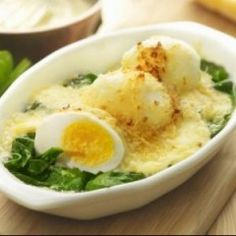The Best Baked Eggs You Can Make For Brunch