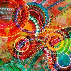 Drone Heaven fabric by loriwierdesigns on Spoonflower - custom fabric