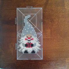 Elf Christmas perler beads by kcpopick13