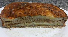 Dieta Dukan - Dieta da Luluzinha: Cuca de Banana - Refeição de Gala - Consolidação