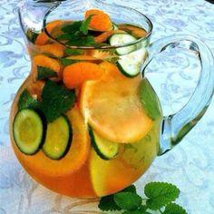 Fat Flush Water Easy To Make Taste Great Detox Your Body Flush Fat Feel Great