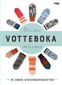 Den store votteboka av Jorid Linvik