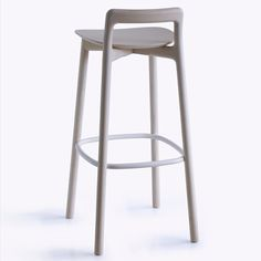 Industrial Facility adds Branca Stool to collection for Mattiazzi. barefootstyling.com